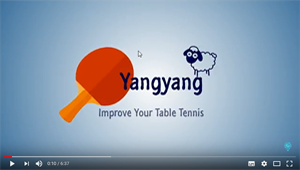 Yangyang's table tennis lessons:: 방송 VOD