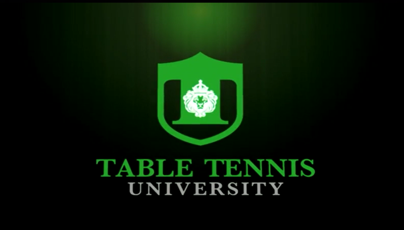 Table Tennis University:: 방송 VOD